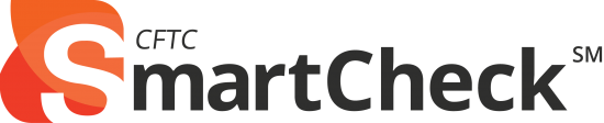 CFTC SmartCheck Logo