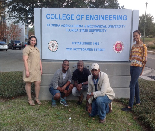 Students visit the FAMU/FSU College of Engineering