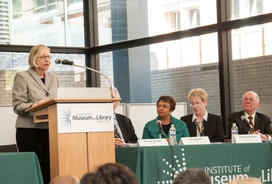 """April 17, 2014: """"Libraries and Broadband: Urgency and Impact"""" Hearing"""
