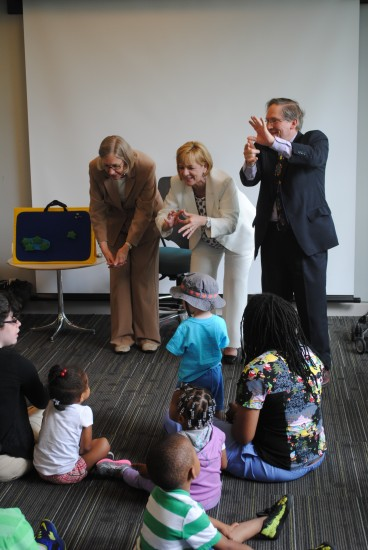 Storytime at the Anacostia Library