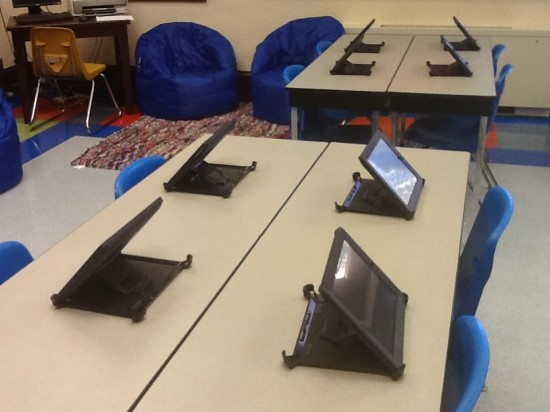 iPads in the Univeristy of Alabama