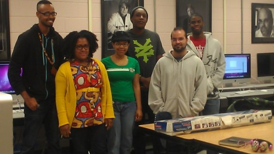 Students at Fayetteville State University