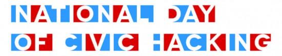 National Civic Day of Hacking Logo