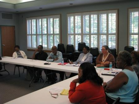 Florida African American Heritage Preservation Network Training Session