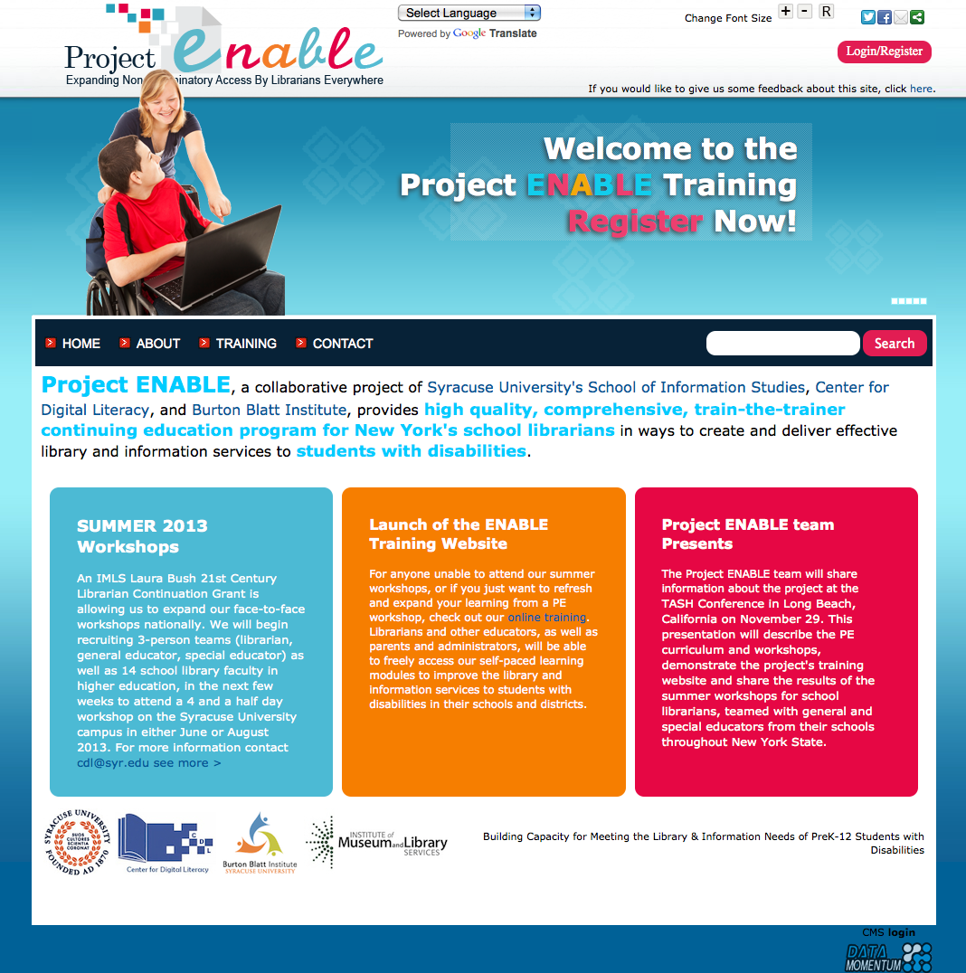 Project Enable