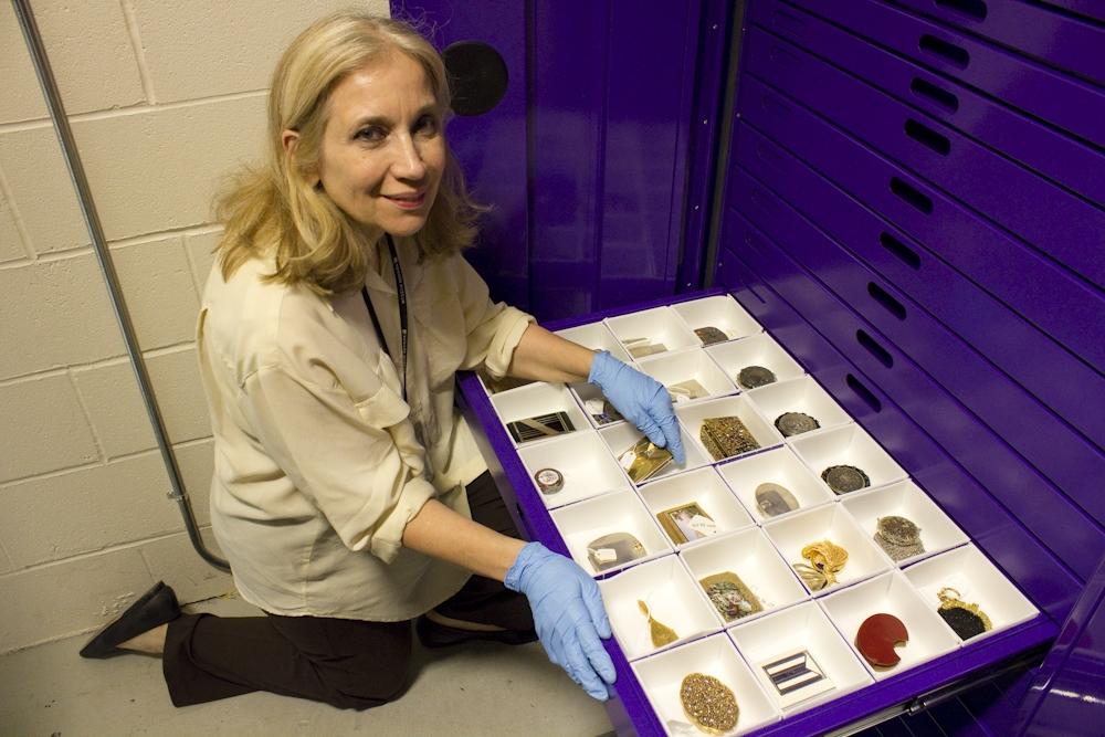 Jewelry Technician with Jewelry Storage