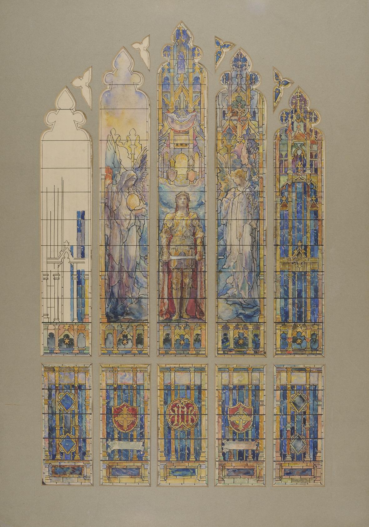 Tiffany Window Design
