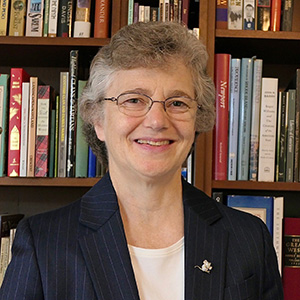 Karen Mellor, Rhode Island Chief of Library Services