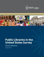 cover of 2010 PLS report