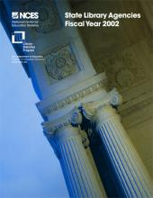 Cover of E.D. TAB: State Library Agencies: Fiscal Year 2002
