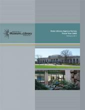 Cover of State Library Agencies: Fiscal Year 2009