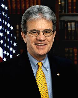 Former Senator Dr. Tom Coburn of Oklahoma