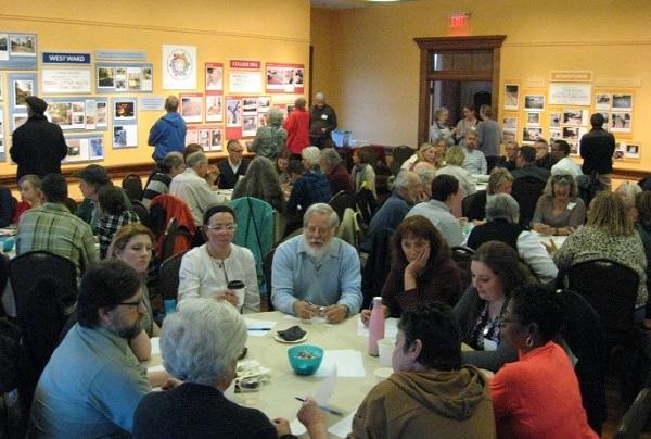 NNC Easton Matters community forum
