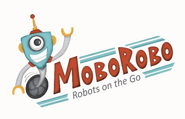 MoboRobo: Robots on the Go Logo
