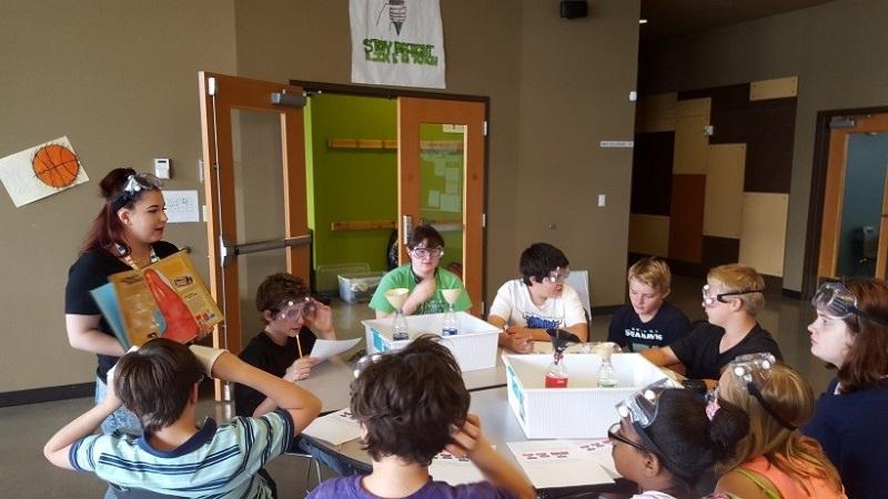 Afterschool STEM kid's club