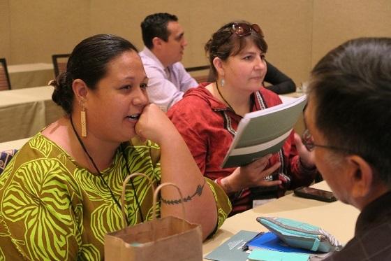 NANH grantee meeting participants