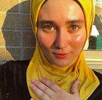 2019 National Student Poet Salma Mohammad