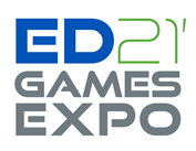 ED Game Expo 21 logo.