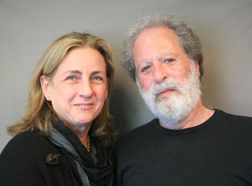 photo of Al and Lisa