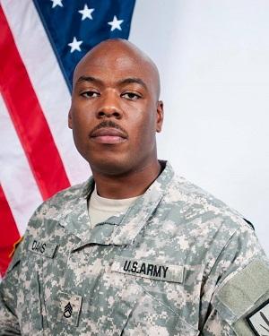 Army Staff Sgt. Michael Davis Jr.