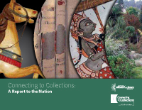 cover of Connecting to Collections: A Report to the Nation