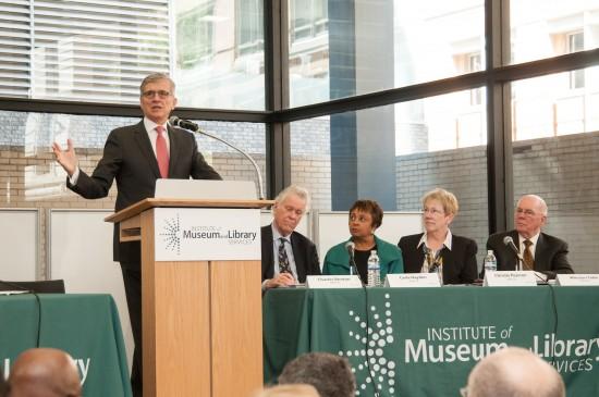 Chairman Wheeler & the board