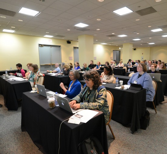 The three 2014 IMLS Focus meetings brought together approximately 150 in-person participants and 1,500 virtual participants.