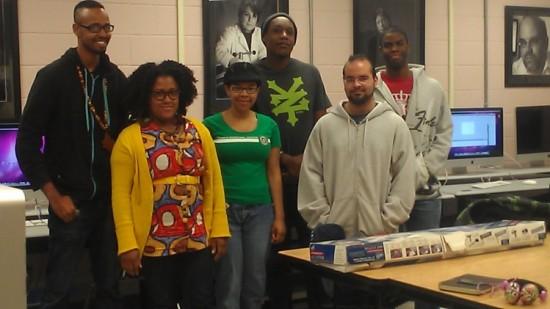 Students at Fayetteville State University