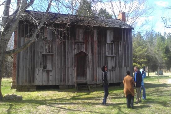 Horton House, Historic Stagville Site-Visit