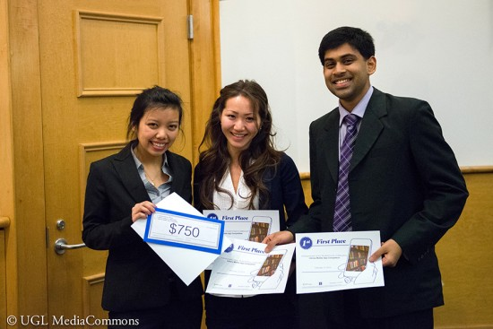 2013 Library Mobile App Student Competition Winners