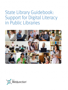 Cover of the State Library Guidebook