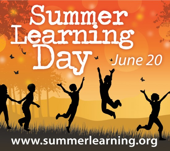 Summer Learning Day logo