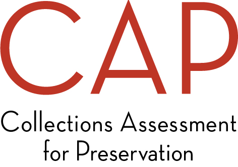 Collections Assessment for Preservation (CAP) Logo