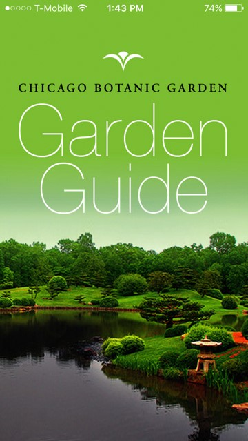 Imls Funded App With Chicago Botanic Garden Aids Sick Child Institute Of Museum And Library