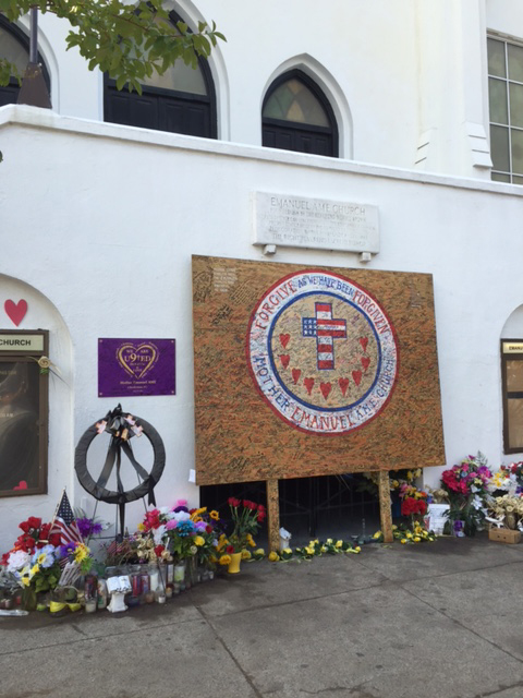 Mother Emanuel AME Church, Charleston, SC