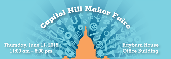 Capitol Hill Maker Faire logo