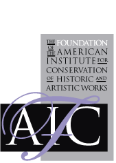 The Foundation of the American Institute for Conservation of Historic and Artistic Works (FAIC)
