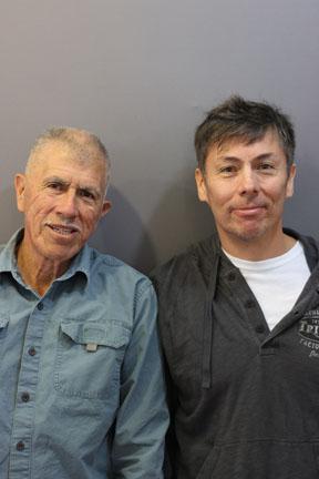 Gilbert and David Griego