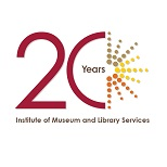 Thumbnail of the IMLS at 20 Logo