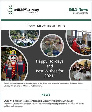 IMLS News July 2020