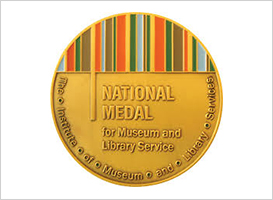 photo of the national medal