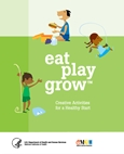 Cover of EatPlayGrow health educational curriculum