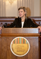 photo of Cokie Roberts