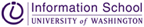 Information School, University of Washington logo