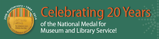 Celebrating 20 Years of the National Medal