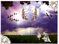 image created by participating teen, Alice Swan