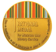 National Medal for Museum and Library Serviceicon