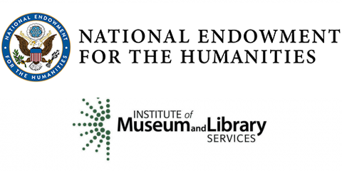 IMLS and National Endowment for the Humanities (NEH) logos