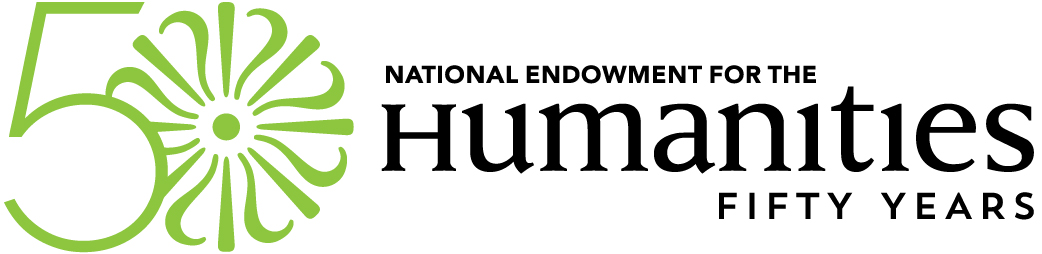 National Endowment for Arts - Fifty Years logo