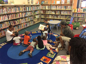 Summer Reading at New York Libraries